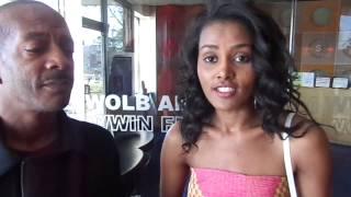 Black History Doni Glover and Mearg Tareke (Ethiopian History), Radio One Baltimore, 2.12.13