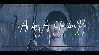 BTS | As Long as You Love Me (FMV)