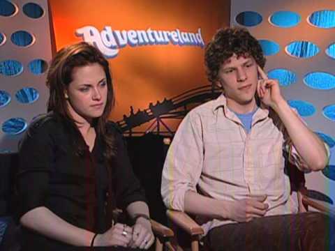 Kristen Stewart and Jesse Eisenberg's Awkward Love