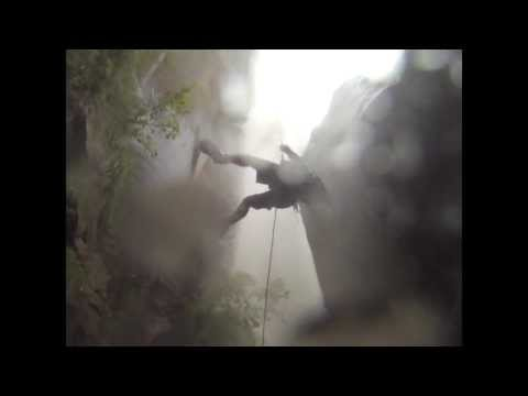 Surviving a Flash Flood - Canyoneering in Behunin Canyon