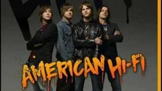 Watch American HiFi Teenage Alien Nation video