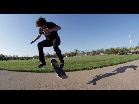 WTF!? FLATGROUND SKATEBOARDING CRAZINESS!
