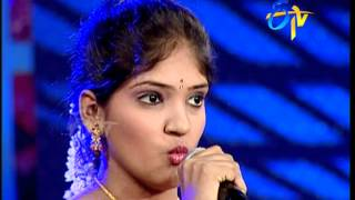 Paduta Teeyaga New Youth Series Semi Finals  - Harini (Fusion Song)
