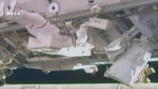 NASA Spacesuit Malfunction Delays Space Station Repairs  12/23/13