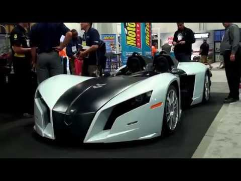 SEMA Show 2014 Highlights from Las Vegas