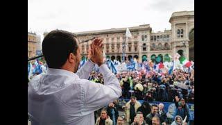 """Manifestazione """"Prima l'Italia"""" - Milano, 18 Maggio 2019"""