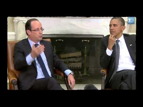 Maschek - Hollande @ Obama - Willkommen Österreich 29-01-2013