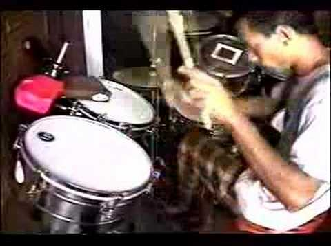 Timbales - Cascara Campana Transition with Drums Music Videos