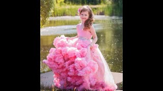 DRESS DESIGN FOR KIDS #BABY #DAUGHTER #DESIGNER #WEAR #collection - PART 4 ( YOUTUBE video)
