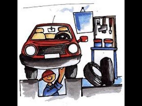 Cartoons Cars Car Repair Cartoons Auto