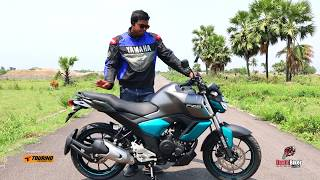 Yamaha FZS V3 ABS 1st impression Review (FZ & FZs comparison, Price in Bangladesh)