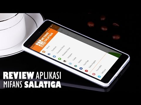 Review Aplikasi Mi Fans Salatiga