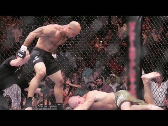 Sports Science:  MMA fighter Houston Alexander's Adrenaline shot Part 2