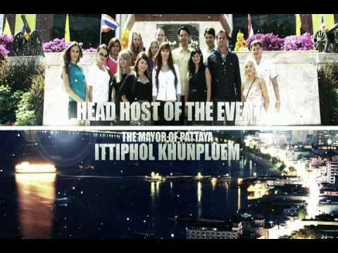 Miss Russia Pattaya 2013