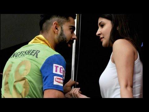 Must Watch: Virat Kohli And Anushka Sharma's Romance At IPL Stadium