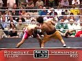 Edwin Rodriguez vs. Hector Hernandez Round 1