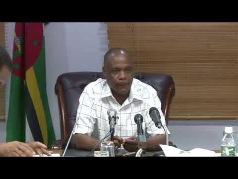 Post Erika Update on Utilities #Dominica