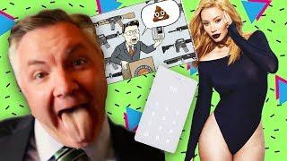 UTAH LAWMAKERS RAP, TRUMP VS VIDEO GAMES, IGGY AZALEA - SAVIOR   The BS On The INTERNET