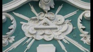 Масонские знаки и символы Петербурга