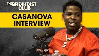 Casanova Reflects On 6ix9ine Drama, Visiting Africa, New EP + Staying Out Of Trouble