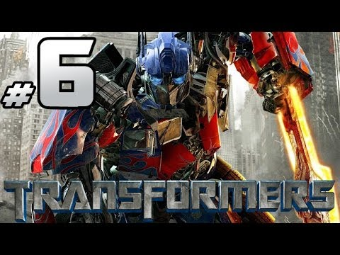 Transformers: The Game - Autobot Campaign - PART 6 - Ironhide Gets Annoyed
