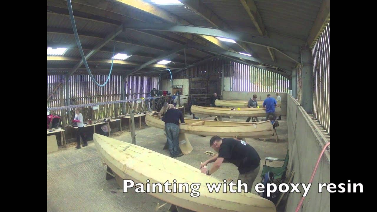 Building an Orca Canoe in 90