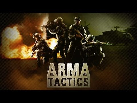 Arma Tactics  - играем за спецназ на Android ( Review)