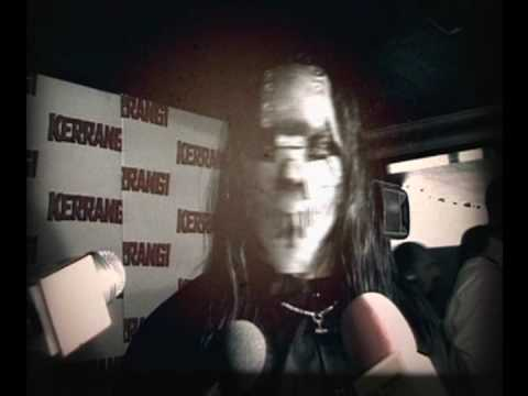 SLIPKNOT Interview : Mick, What Wouldn't You Do Onstage?