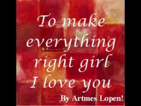 I Need You  lyrics Marc Anthony thumbnail