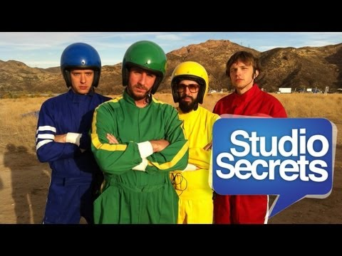 OK Go Talks Stunt Driving and Band Names  - STUDIO SECRETS