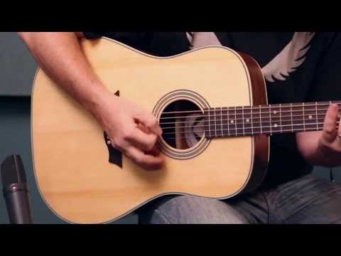 Dean Guitars Acoustic Demo - St. Augustine Series Dreadnought