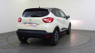 2015/65 Renault Captur 1.5 dCi Dynamique S Nav EDC Auto - Contact Motor Range Today