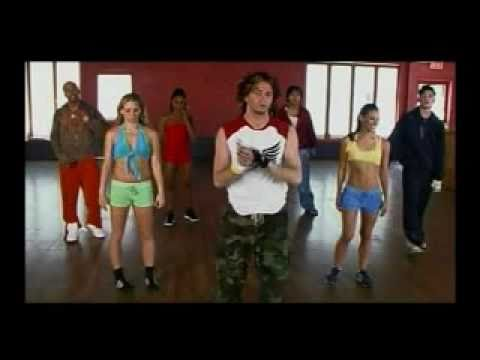 Britney Spears - Overprotected Coreography Training video