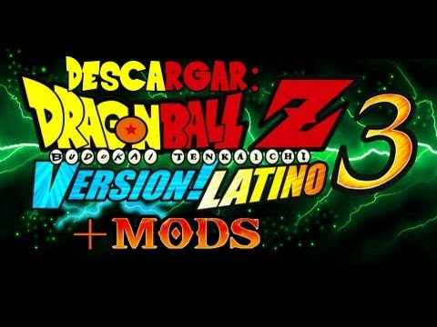 Como Descargar Y Grabar Dragon Ball Z Budokai Tenkaichi 3 Version Latino Final Para Ps2 Loquendo