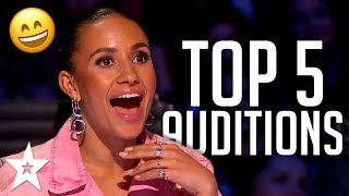 BEST AUDITIONS On Norway's Got Talent 2019! | Got Talent Global
