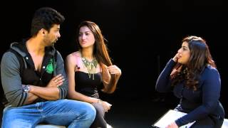 Gauhar Khan, Kushal Tandon Exclusive Interview - Part 2 | Malishka Unleashed