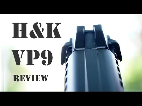 Gun Review: HK VP9