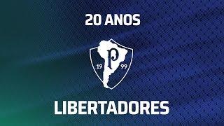 1999 - O ANO EM QUE O PALMEIRAS CONQUISTOU A AMÉRICA - TRAILER