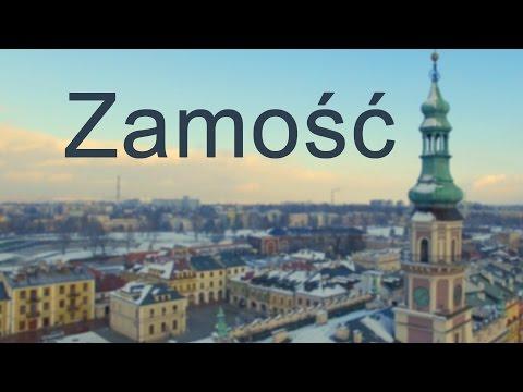 Zamość | Zamosc | POLAND | 4K