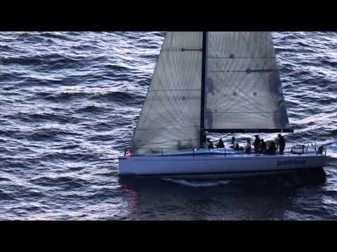 Cabbage Tree Island Yacht Race 2014 -  Race Start