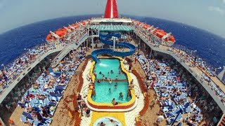 Carnival Panorama - Full WalkThrough Tour- Carnival Cruise Lines - Preview