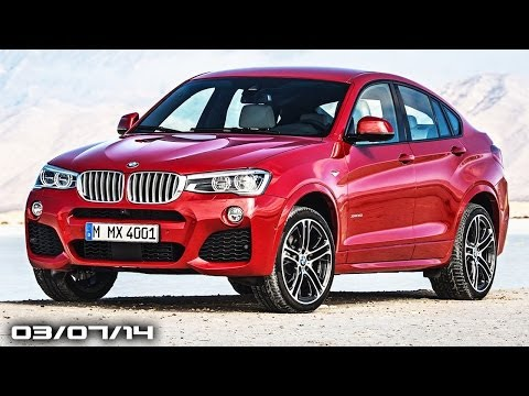 2015 BMW X4, New Mazda MX-5, Baby Bentley, Mercedes AMG GT - Fast Lane Daily
