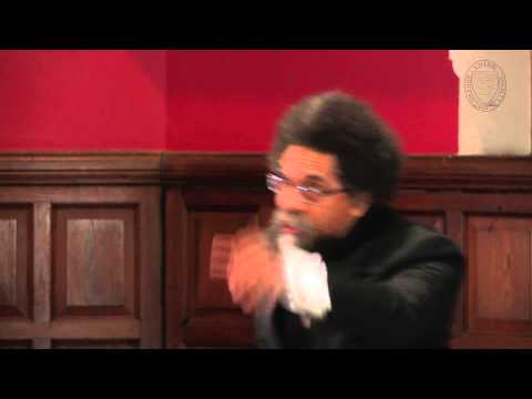 Dr Cornel West - Proposition - Extremism in the Defence of Liberty is no Vice