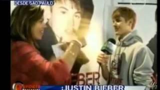 Justin Bieber // Hablando Español ♥