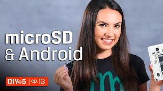 Best Micro SD for Android - Kingston DIY in 5 Ep. 13