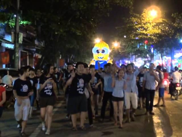 Đêm hội Thành Tuyên 2013