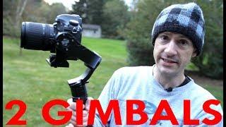 Gimbal Review: Ikan Beholder EC1 vs Nebula 5100 Slant for video