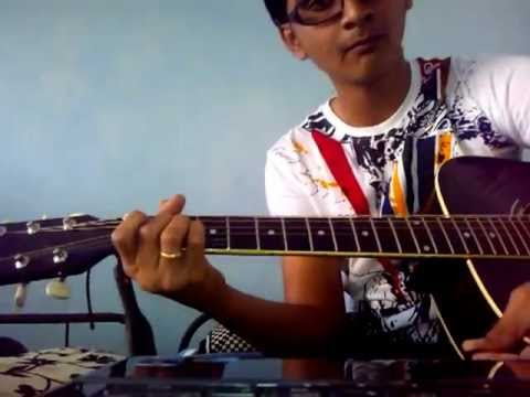 Na Tum Jaano Na Hum ( Kaho Na Pyar Hai) Guitar Lesson By Mykee video