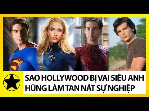 Những Sao Hollywood Bị Chính Vai Diễn Siêu Anh Hùng Làm Tan Nát Sự Nghiệp thumbnail