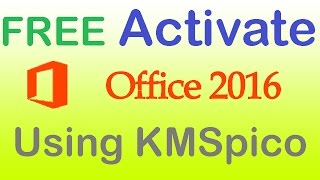 How to Activate Microsoft office 2016 For Free | 32/64 bit | Activation 100%|without key
